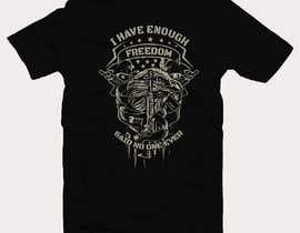 nº 3 pour We Need a T-Shirt Design - Patriotic Theme par artdjuna