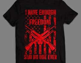 nº 20 pour We Need a T-Shirt Design - Patriotic Theme par softboyasad