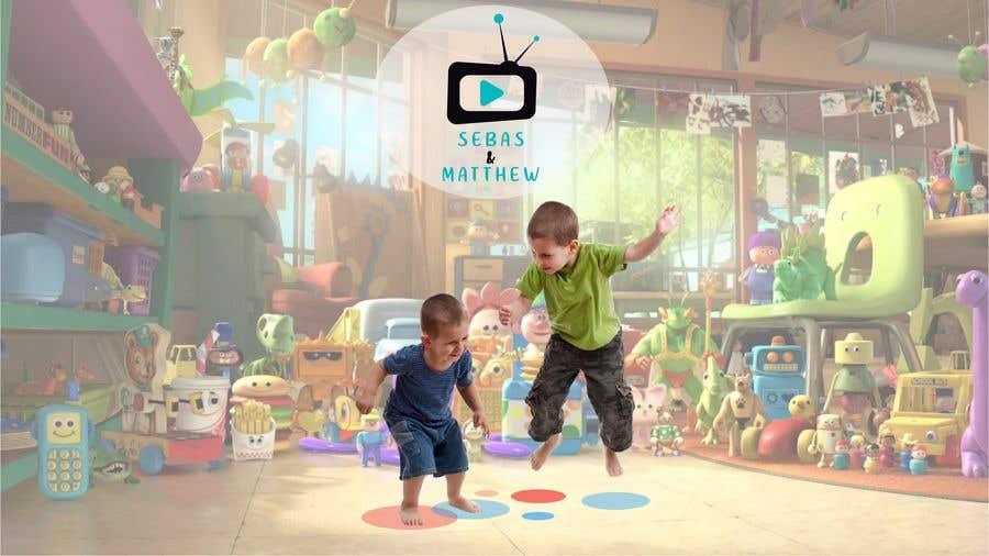 "Intrarea #25 pentru concursul ""Banner, Logo and ICON for YOUTUBE KIDS CHANNEL"""
