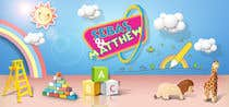 "Graphic Design Intrarea #31 pentru concursul ""Banner, Logo and ICON for YOUTUBE KIDS CHANNEL"""