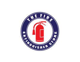 #100 for Design a Logo for a Fire Extinguisher Store by ciprilisticus