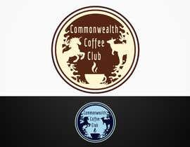 Nro 15 kilpailuun Design a Logo - Commonwealth Coffee Club käyttäjältä Miszczui