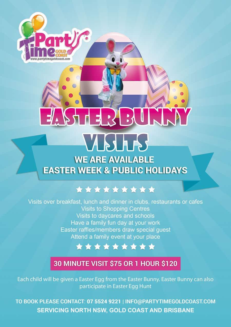 Easter Bunny Visit Freelancer