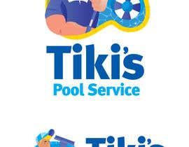 #4 for Tiki's Pool Service by rachelcheree
