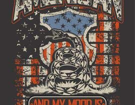 nº 26 pour We Need an Original Design for a T Shirt - Patriotic theme - Guaranteed Contest par elitesniper