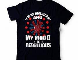 nº 35 pour We Need an Original Design for a T Shirt - Patriotic theme - Guaranteed Contest par hseshamim9