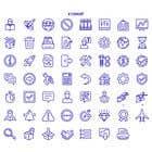 Graphic Design Kilpailutyö #23 kilpailuun Build me a new suite of Icons