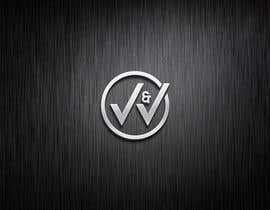 "#74 для Need logo for ""V&V"" where the Vs are like ticks, looking for something to suit business market от mamunfaruk"