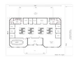 #14 for Design an Office Building Floorplan by panth1650