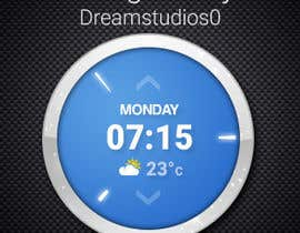 nº 9 pour Apple Watch Face Designs par dreamstudios0