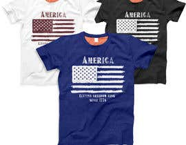 #8 для Origin T Shirt Design - Patriotic Theme - Guaranteed Contest от reyesonline