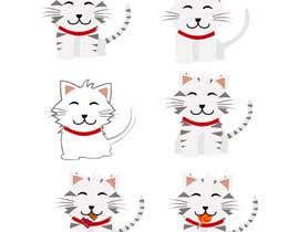 #46 для Cat Character Design от PuntoAlva