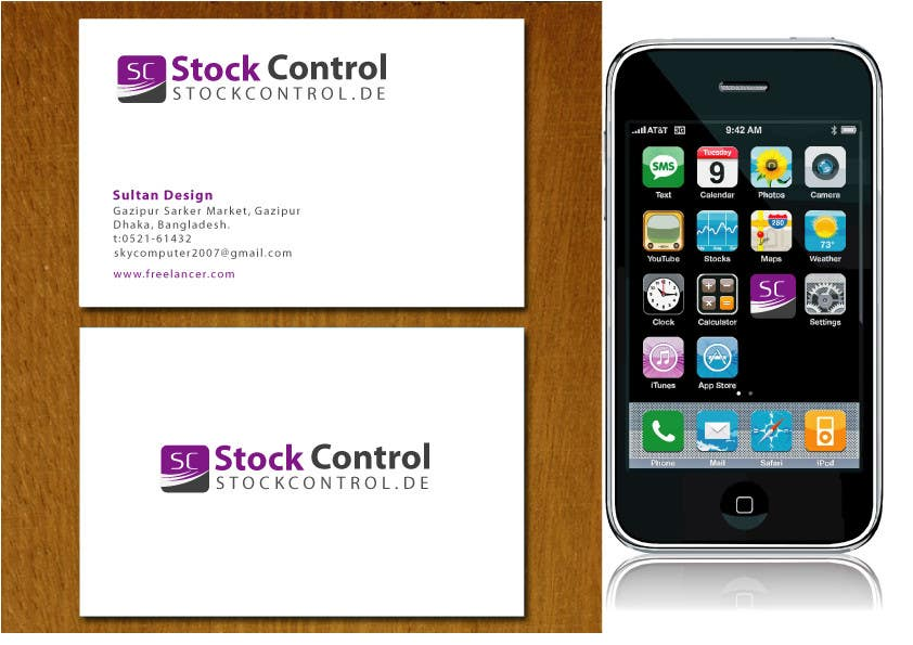 #26 for Logo Design for our new service (StockControl) by sultandesign