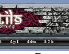 #46 para Design a Banner for Clothing Website por Druk123