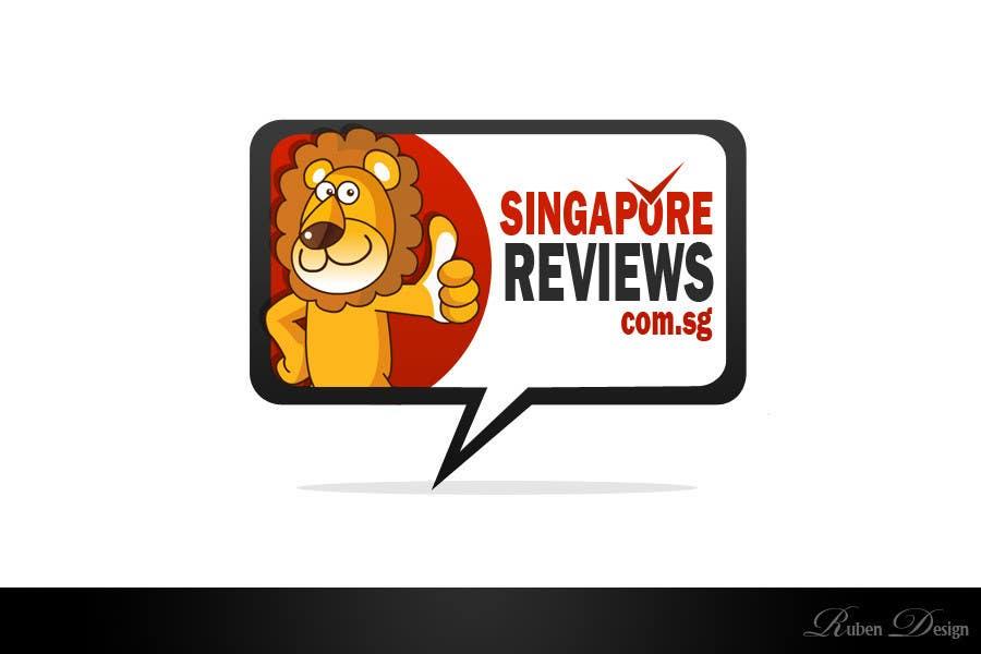 Contest Entry #                                        140                                      for                                         Logo Design for Singapore Reviews