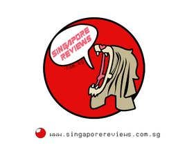 #47 dla Logo Design for Singapore Reviews przez laurennah