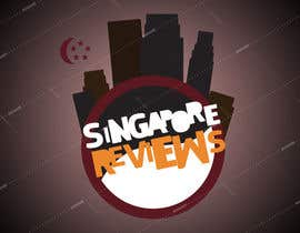 #187 dla Logo Design for Singapore Reviews przez anosweb