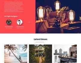 #31 for Design website UX/UI af duym