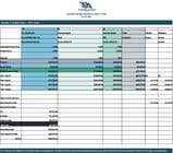 Graphic Design Contest Entry #47 for Redesign an Excel Spreadsheet