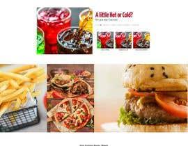 #117 для Food reviews Website от ghani1