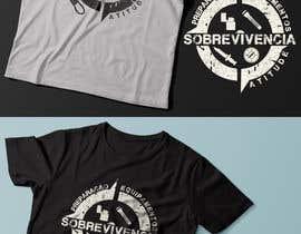 #60 para Design for a Survival T-Shirt por Exer1976