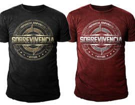 #25 para Design for a Survival T-Shirt por SamuelMing