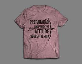 #9 para Design for a Survival T-Shirt por Prithula