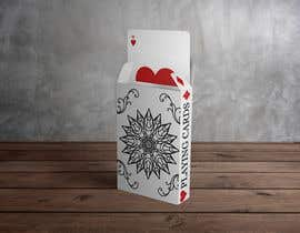 nº 11 pour Packaging Design for Pokercards par danieledeplano