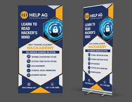 #69 for Design a roll up banner with lovely graphics and content af dissha
