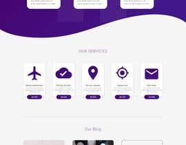 Nro 30 kilpailuun Design an Awesome Landing Page käyttäjältä aab56bed9d2998d0