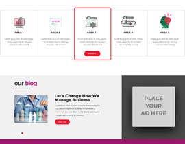 Nro 20 kilpailuun Design an Awesome Landing Page käyttäjältä whitebeast