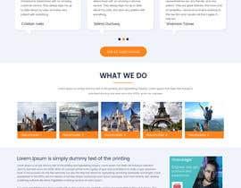 Nro 6 kilpailuun Design an Awesome Landing Page käyttäjältä Webicules