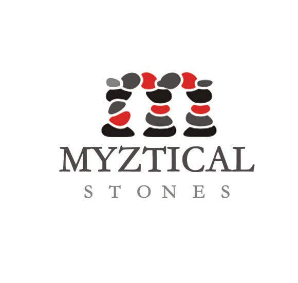 "Intrarea #70 pentru concursul ""I need a logo designed for a crystal energy healing website"""