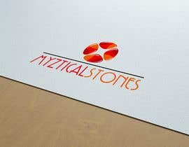 #76 untuk I need a logo designed for a crystal energy healing website oleh kenko99