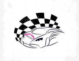 #5 для Logo for RILEY JADE RACING.. my daughter races cars, see attached pic and her colours are purple black and pink. Her name is Riley Jade (RJ) от haphuong481