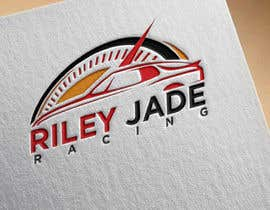 #4 для Logo for RILEY JADE RACING.. my daughter races cars, see attached pic and her colours are purple black and pink. Her name is Riley Jade (RJ) от Alit31