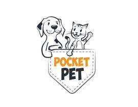 "#97 for Design a Logo for a online presence names ""pocketpet"" by davincho1974"