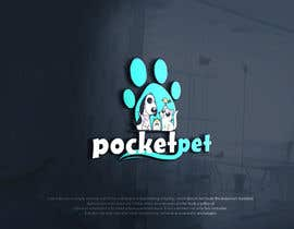 "#108 para Design a Logo for a online presence names ""pocketpet"" de Transformar"