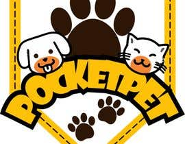 "#98 for Design a Logo for a online presence names ""pocketpet"" by ricardoher"