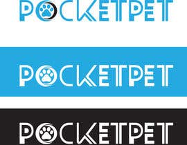"#115 para Design a Logo for a online presence names ""pocketpet"" de Mostafiz600"