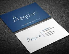 #186 untuk Business Card Design oleh dasshilatuni