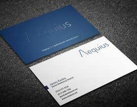 #207 untuk Business Card Design oleh dasshilatuni