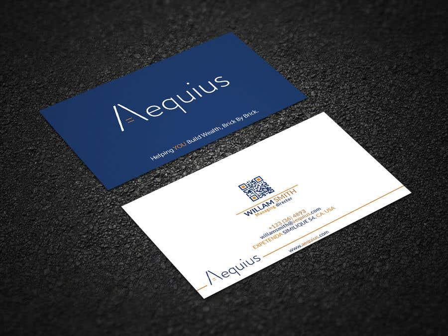 Penyertaan Peraduan #643 untuk Business Card Design