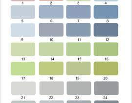 Nro 11 kilpailuun I need a colour palette created for my new business käyttäjältä gabba13