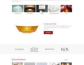 SimranChandok tarafından Re-Design Website Homepage için no 10