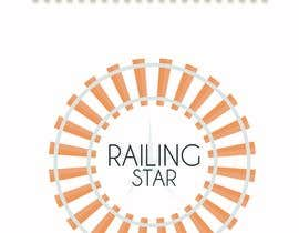 """#7 для I attached some of my competition logos my company call """"railing star"""" I want logo that will combine star with rails get some ideas from my attachments от ashnabjamshaid"""