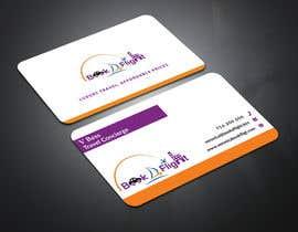 Nro 332 kilpailuun Brand Business Card Design käyttäjältä creativeworker07