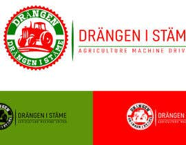 #7 for Logo for agriculture machine driver by abadoutayeb1983