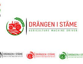 #14 for Logo for agriculture machine driver by abadoutayeb1983
