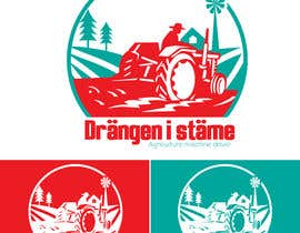 #11 for Logo for agriculture machine driver by etchnashaat